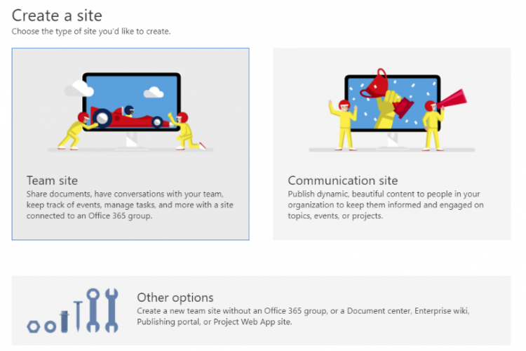 SharePoint Links